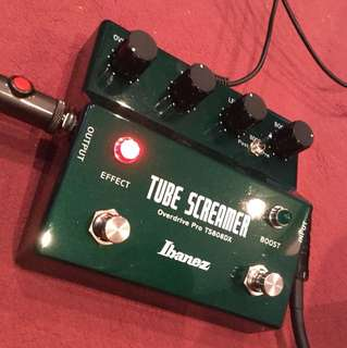 Ibanez Tube Screamer Overdrive Pro TS808DX