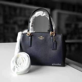 Authentic Coach Christie Carryall F57523