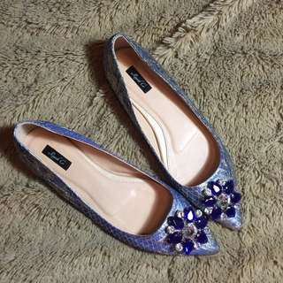 Royal & co flatshoes