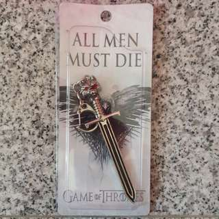 Sword keychain Game of throne , Bleach , League of Legends