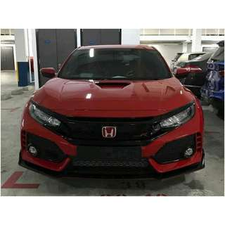 Honda Civic Type R 2.0 VTEC Turbo GT