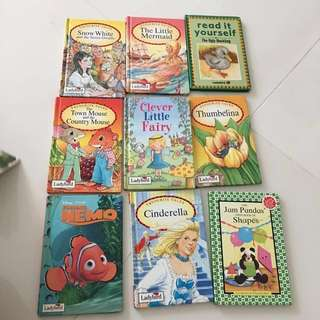 Ladybird Books - hardcovers