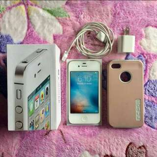 iPhone 4s Smartlocked