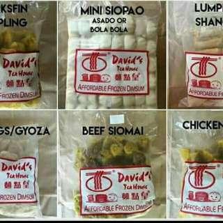 Siomai,,Siopao (60pcs/pack)