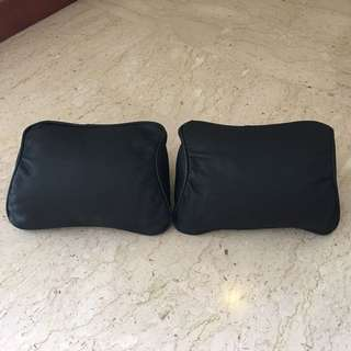 Mercedes-Benz Leather Head Cushion