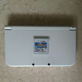 Nintendo 3DS XL, Dragonball Fusions game included