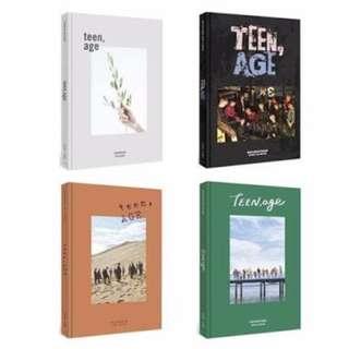 SEVENTEEN - TEEN, AGE ALBUM