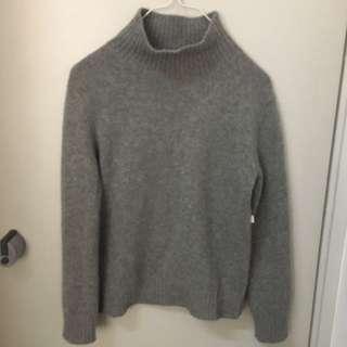 Agnes b cashmere knit