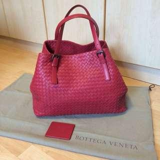 [Preloved] Bottega Veneta Intrecciato Nappa Large Tote Bag