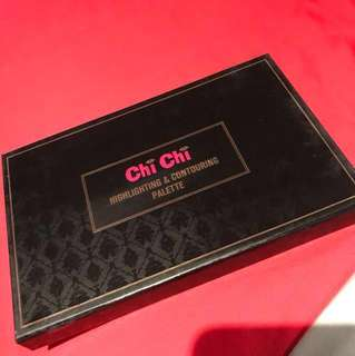 Chi chi highlighting/ contouring  powder  palette