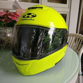 Kabuto ibuki size L helmet