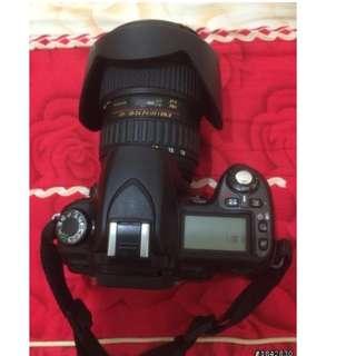 二手 Nikon D80 + Tokina 12-24 鏡頭