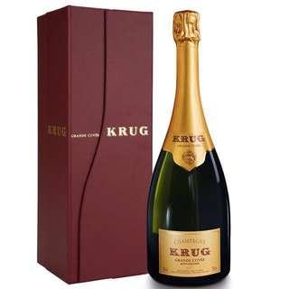 徵求 Champagne KRUG Grande Cuvee