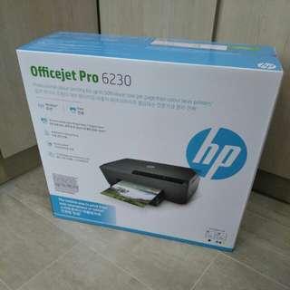 全新 未開封 一年保養 HP Officejet Pro 6230 Printer