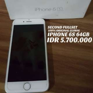 For sell Iphone 6S 64 gb