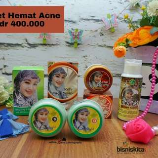 Paket Hemat Acne