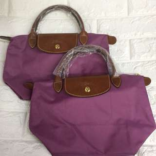 Authentic longchamp le pliage extra small the price for each pls surebuyer only no time wasting ty