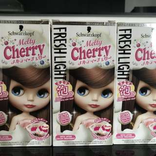 Schwarzkopf Freshlight color hair dye