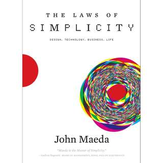 [e-book] The Laws of Simplicity by John Maeda