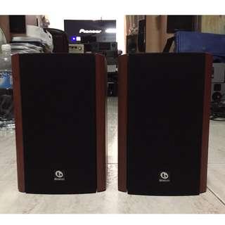 Brand NEW Boston Acoustics CS2310 Bookshelf/Satellite Speakers with speaker cables (8 Ohms, 100Watts)
