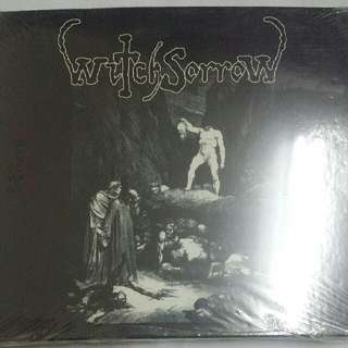 Music CD (Sealed, Doom Metal): Witchsorrow ‎– Witchsorrow