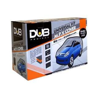 Dub AUV Minivan Cover (Gray)