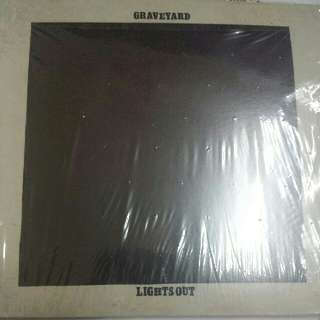 Music CD: Graveyard ‎– Lights Out (Gatefold Sleeve)