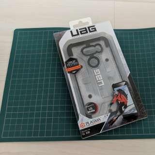 Spigen UAG Plasma Clear Case For LG V30+