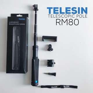 Telesin Telescopic Pole / Monopod