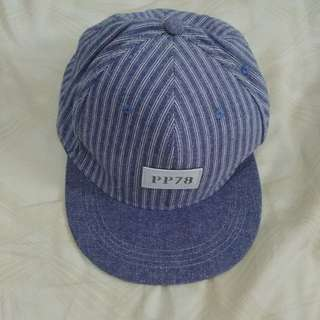 Topi denim