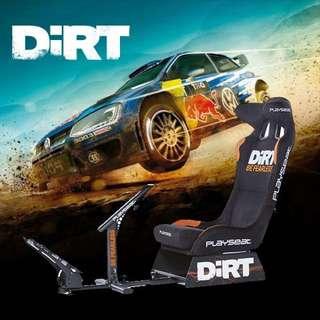 Playseat Evolution DiRT Seat