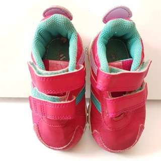 Adidas Kids Shoes pink + torquoise