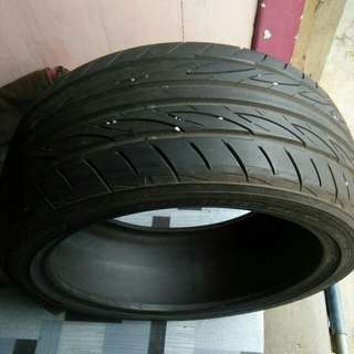Tayar Second 225/40R18 92W