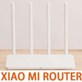 xiaomi router 3c 64 ram 802.11N 2.4G 300Mbps smart app control