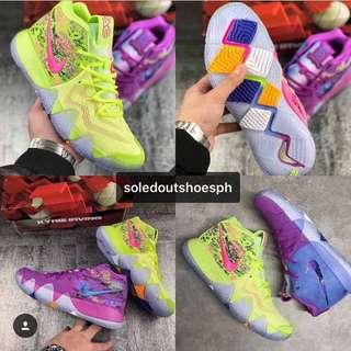 Nike Kyrie 4 Multi color