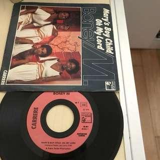 Boney m vinyl