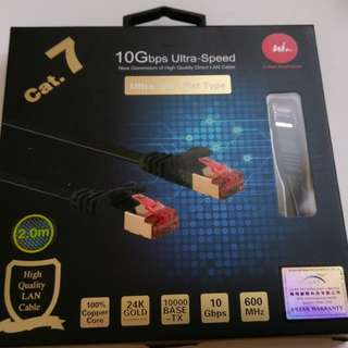 Cat.7 LAN cable