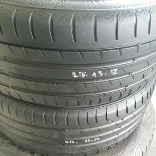 Continental 215/45R17