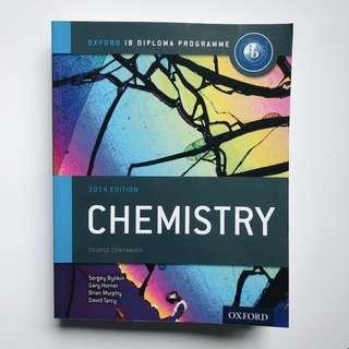 IB Chemistry Coursebook: Oxford IB Diploma Programme