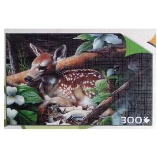 Jigsaw Puzzle - 300 pieces - Fawn
