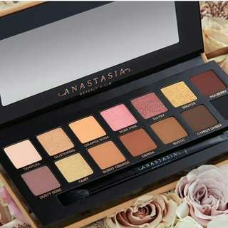 Anastasia Beverly Hills ❤ Soft Glam Eyeshadow Palette ❤ Launching in March   In Stock  Aurora Glow Kit  Brow Wiz in Soft Brown  Brow Pomade  Lip Palette  Liquid Lipstick in Pure Hollywood, Kathryn  Whatsapp 64672852 or DM us anytime