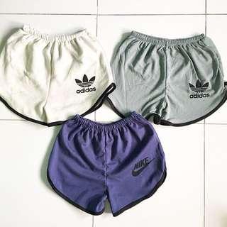 Nike/Adidas shorts