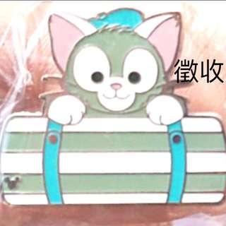 (徵收)香港迪士尼樂園徽章Gelatoni disney pin