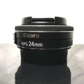 Canon 24mm F2.8 STM Lens