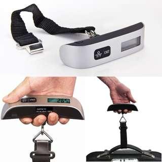 Electronic Luggage Scale (50kg)