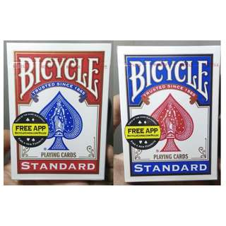 Bicycle Playing Cards (Authentic)