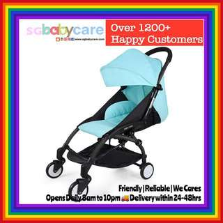 FREE DELIVERY Recline Compact Travel Cabin Stroller