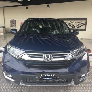 All new honda crv 2018