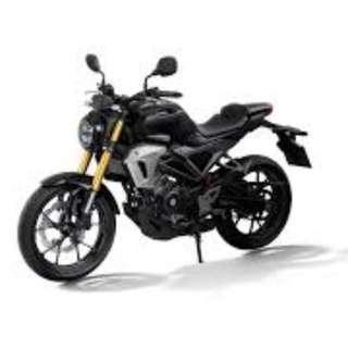 Brand New Honda CB150R  Exmotion