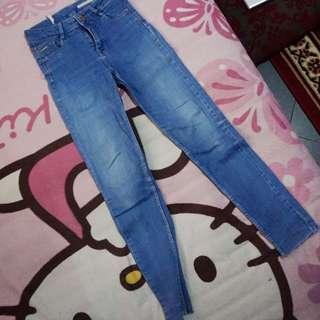 Celana jeans stradivarius